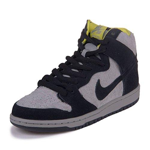 huge selection of 5244b 06109 Nike Mens Dunk High Pro SB Black Base Grey Suede Skateboarding Size 7  (B00K0OTD4U)   Amazon price tracker   tracking, Amazon price history  charts, ...