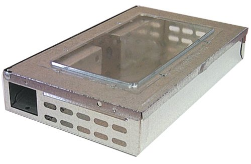 iTrap Multi-Catch Clear Top Humane Repeater Mouse Trap ()