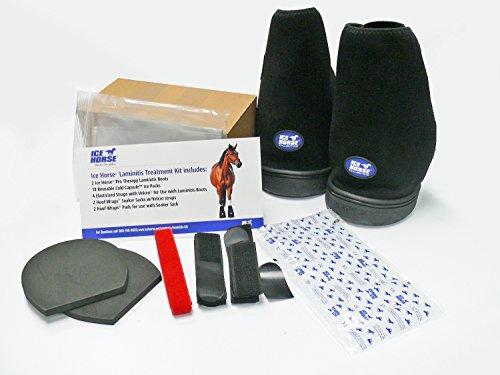 Ice Horse Laminitis Treatment Kit (Small) (Best Treatment For Laminitis)