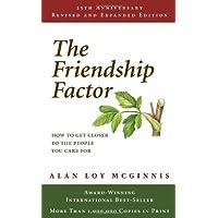 Friendship Factor-Rev 25Th Ed