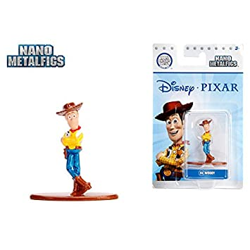 Jada Nano metalfigs disney pixar metal figure diecast Lot de 5 Toy Story