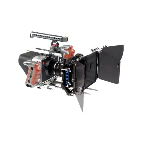 Ikan MB-T03 4x4 Carbon Fiber Matte Box by Ikan