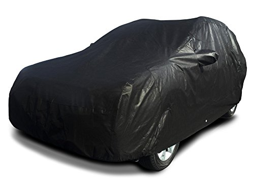 (CarsCover Custom Fit 2004-2018 Lexus RX330 RX350 RX400H RX450H SUV Car Cover Xtrashield Covers (Black))
