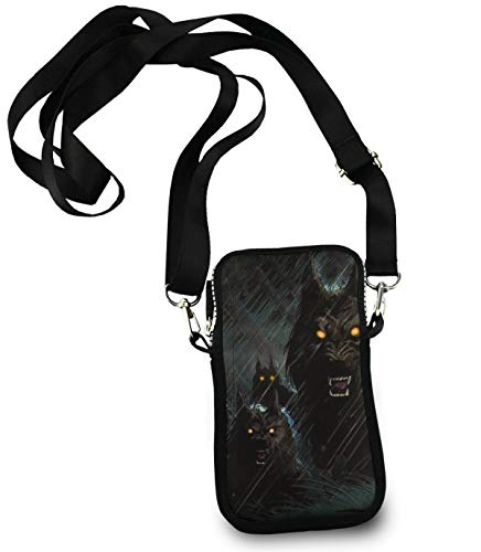 Casual Security Pack Crossbody Phone Pouch With Shoulder