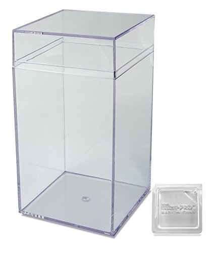 Ultra Pro All Teams Figurine Display Case, 7-Inch Figurine, Clear ()
