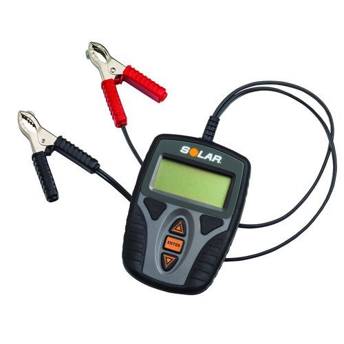 SOLAR BA9 40-1200 CCA Digital Battery and System Tester (Gel Battery For Car Audio compare prices)