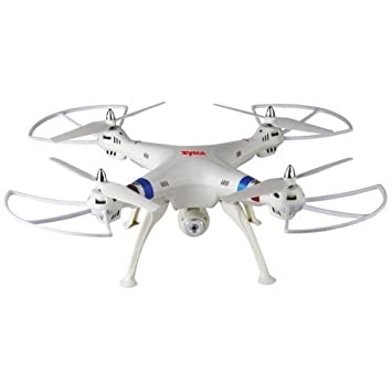 Syma X8W 2.4Ghz 4CH RC Headless FPV (Real Time) Quadcopter with ...
