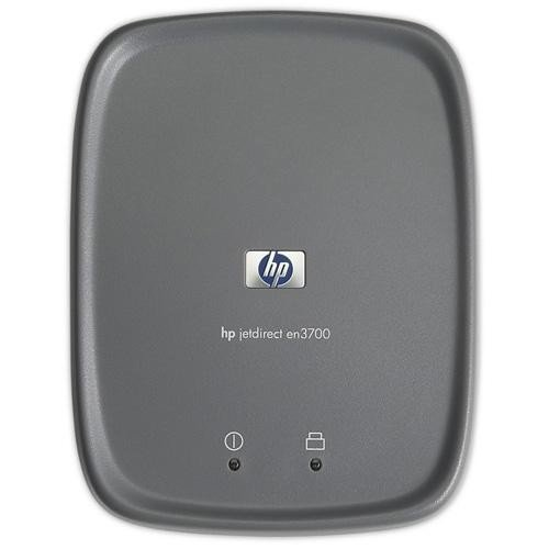 HP J7942A Jetdirect en3700 Fast Ethernet Print Server (USB 2.0) by HP