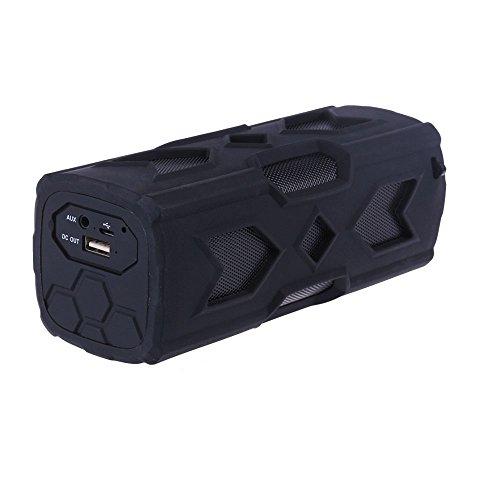 Ultra-Bass Bluetooth Speaker (Blue) - 8