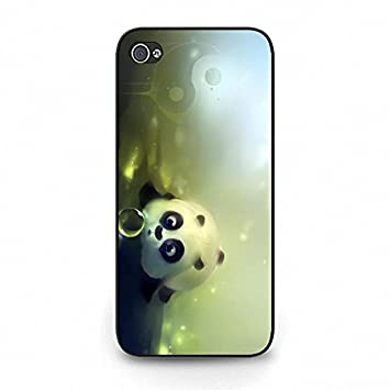 Stylish Image Panda Wallpaper Phone Case Cover For Iphone 5c