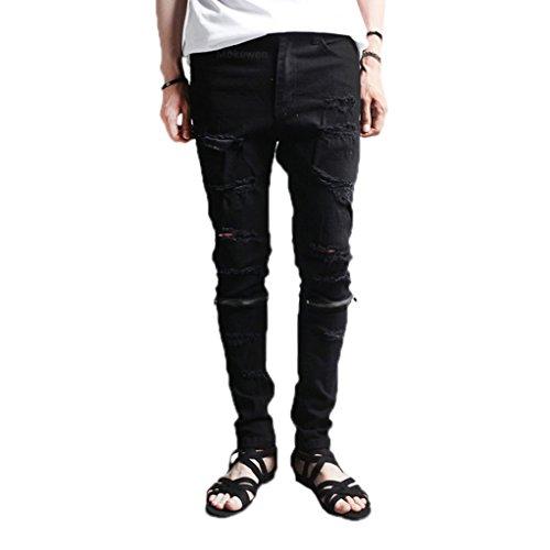 Mokewen-Mens-Destroyed-Hole-Knee-Zipper-Broken-Jeans