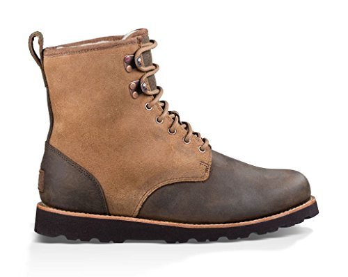 UGG Men's Hannen TL Winter Boot, Dark Chestnut, 10 M US
