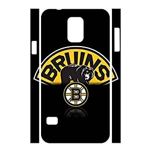 Awesome Personalized Hockey Team Logo Hard Plastic Phone Shell for Samsung Galaxy S5 I9600 Case by heywan