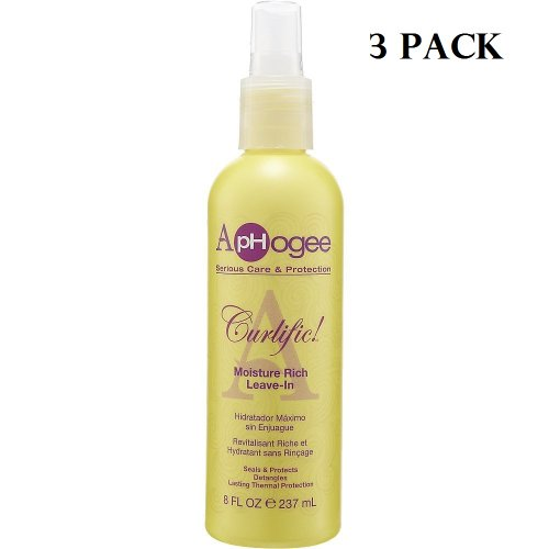 pHogee Curlific Moisture Rich Leave-In 8oz ()