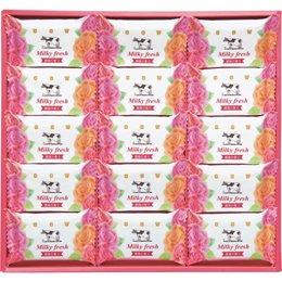 【まとめ 5セット】 牛乳石鹸 ミルキィフレッシュセット MF-15 C7291604 C8286034 C9287564 B07KNTVCYQ