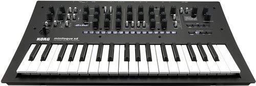 Korg minilogue XD 4-voice Analog Synthesizer by Korg