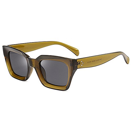 C6 del Verano de Gato Playa los Mujeres para Completo Ultravioleta de para Marco Color Gu Las Irregulares Vacaciones Ojos Conducir Peggy la C6 Gafas Sol Las Refresque de Protección del WSCFnv