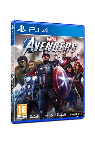 Marvel's Avengers – Playstation 4 (Edición Exclusiva Amazon)