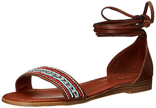 Women Sandal Luggage Charitab MIA Flat Aztec xqB7Fw6Y