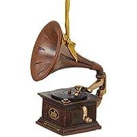 Kurt Adler Downton Abbey Gramophone Ornament 4