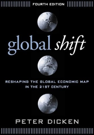 Global Shift: Reshaping the Global Economic Map in the 21st Century