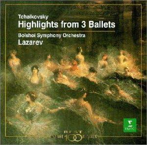 チャイコフスキー : 3大バレエ名曲集