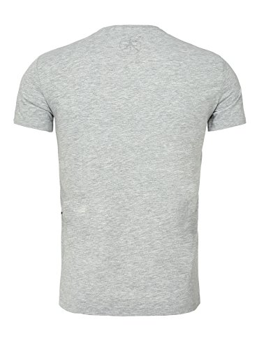 Jpn Mince Fit shirt Gris Legend Akito Homme T Style Tanaka Japon w0Y6xqXf
