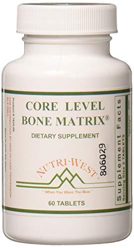 Nutri-West - Core Level Bone Matrix 60 Tablets