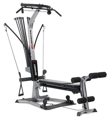 Amazon Com Bowflex Sport Home Gym Discontinued Sports Outdoors
