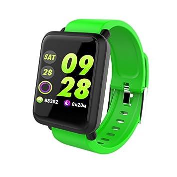 Anding Smartwatch con Pulsómetro,Impermeable IP67 Reloj ...
