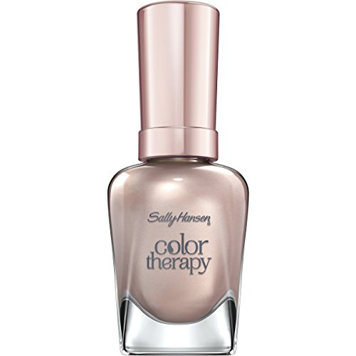 Sally Hansen Color Therapy Nail Polish, Powder Room, 0.5 Fluid Ounce