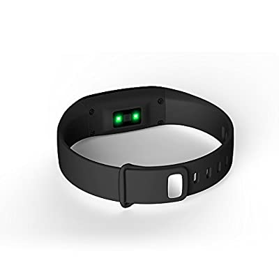 Fitness Tracker,AUPALLA 21BP Smart band Activity Tracker Work With Heart Rate Monitor and Blood Pressure Measure Pedometer Sleep Monitor Calories Track Support iPhone Android Smartphone