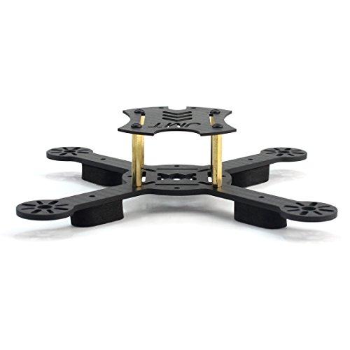 Qwinout JMT Carbon Fiber Super Light Mini DIY RC Racer Body Frame Kit X180 180mm Racing Drone Frame RC Quadcopter