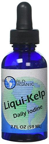 World Organic Liqui-Kelp Iodine - 2 fl oz