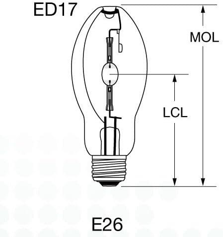 Mercury Vapor Light Bulb