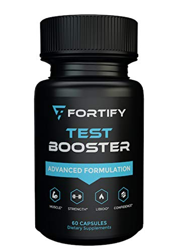 Fortify Supplements Test Booster