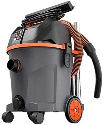 ZJN-JN poche Aspirateurs Humide et Aspirateur à sec |Multi Purpose 25L humide sec Vac avec ventilateur Power Take Off for la maison, Garage Atelier Entretien des sols