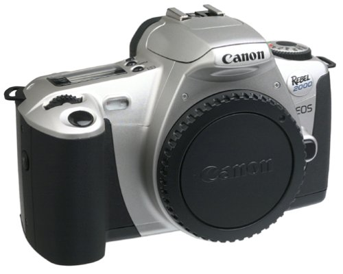 - Canon EOS Rebel 2000 35mm SLR Camera (Body Only)