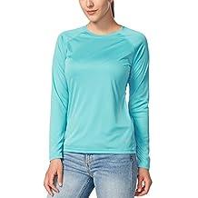 Baleaf Women's UPF 50+ Basic Long Sleeve Performance T-Shirt