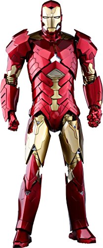 Download Iron Man Mark XV Sneaky Retro Armor Version Sideshow Exclusive