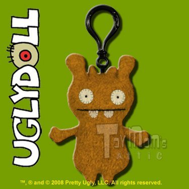 Ugly Doll Keychains- Deer Ugly by ()