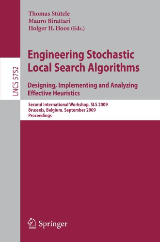 [PDF] Engineering Stochastic Local Search Algorithms Free Download | Publisher : Springer | Category : Computers & Internet | ISBN 10 : 364203750X | ISBN 13 : 9783642037504