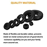 Rubber Grommet Assortment Kit,Include Electrical
