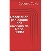 Description géologique des environs de Paris  (1835) (French Edition)