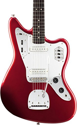 Squier by Fender Vintage Modified Jaguar Electric Guitar, Ro