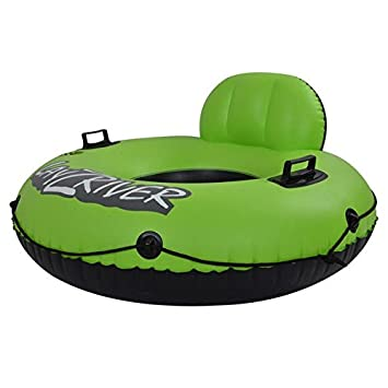 Río Lay-z-River (124,5 Hinchable Flotador Tubo: Amazon.es ...