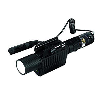 iProtec RM400 LSG Light-Laser Combo - 400 Lumen LED Class IIIA Less Than 5mW Green Laser from iProtec