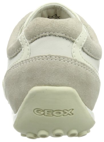 Geox Womens D SNAKE X Low Ivory (Off Whitec1002) with mastercard for sale clearance good selling KwDrd