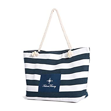 Fishers Finery Day At the Beach Beach Bag, Room for the Entire Family
