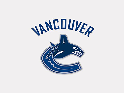 NHL Vancouver Canucks Perfect Cut Color Decal, 4
